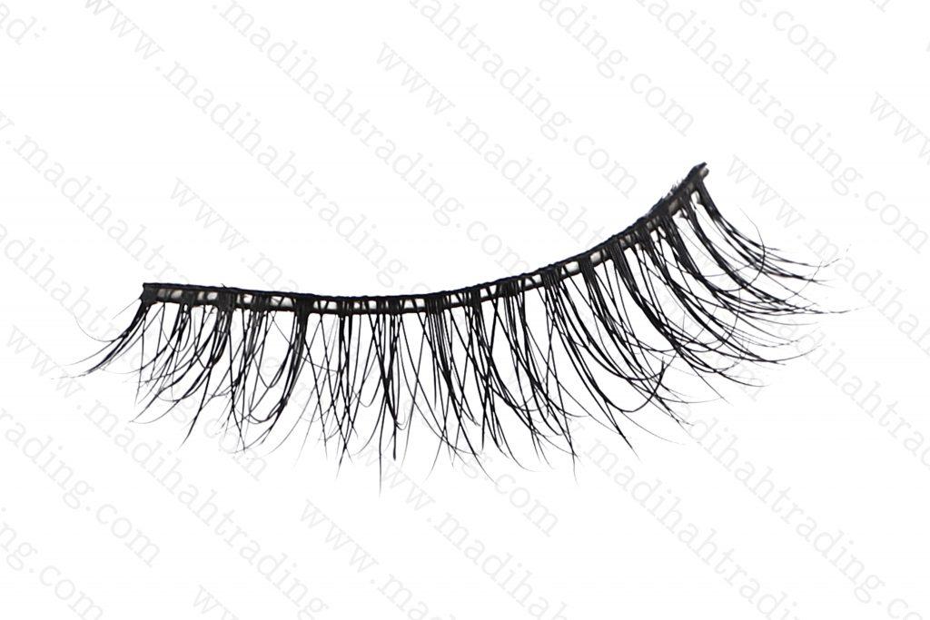Madihah custom siberian mink eyelash manufacturer in china.