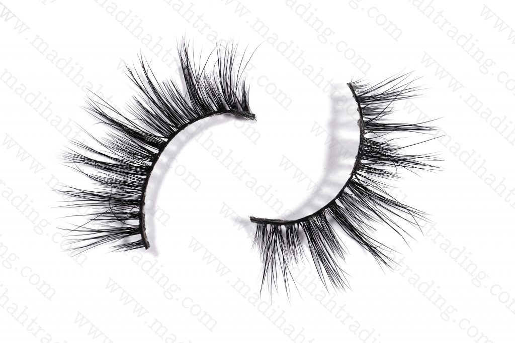 Madihah 25mm 3d mink lashes eyelash vendors wholesale in china.