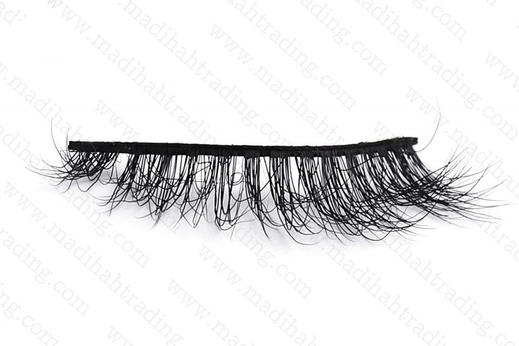 Madihah custom siberian mink eyelash manufacturer in china.