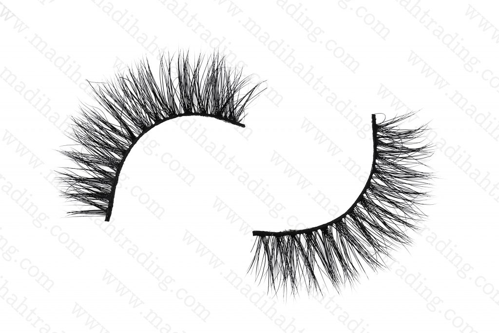 Madihah wholesale siberian mink lashes vendors china.