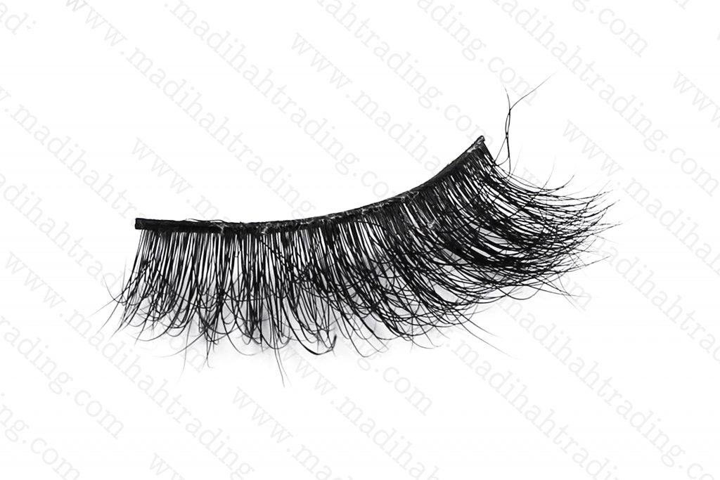 Madihah 25mm 3d mink lashes eyelash vendors wholesale in china.