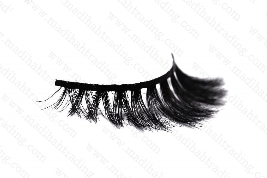 Madihah dropshipping the 3d horse fur mink eyelashes amazon items to the horse hair lash manufacturers south afric.