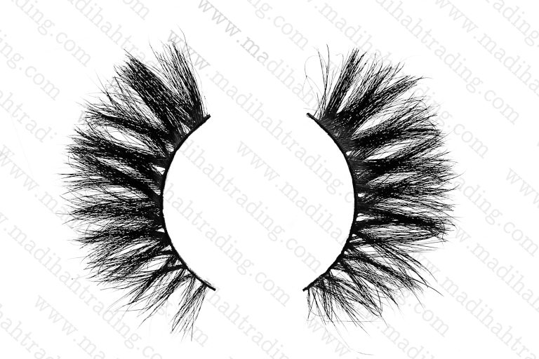 HORSE HAIR 3D MINK LASHES 33