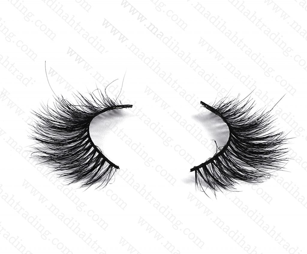 Madihah provide the premium mink lashes wholesale to the eyelash vendors wholesale usa.