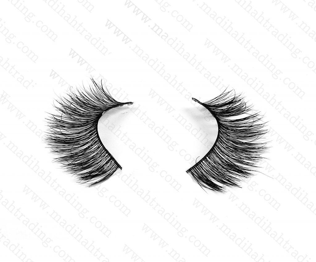 Madihah provide the premium mink lashes wholesale to theeyelash vendors wholesale usa.