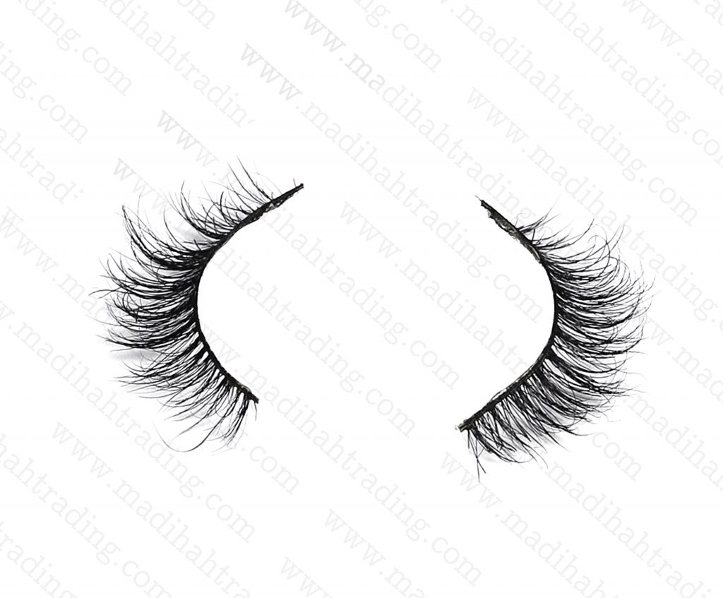 Madihah provide the premium mink lashes wholesale to the amazon eyelashes uk vendors.