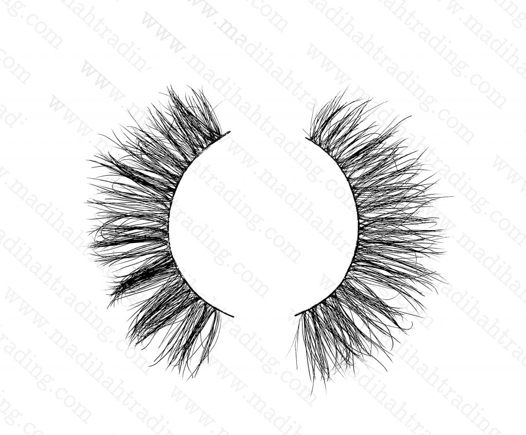 Madihah Trading wholesale lash vendors china produced the mink eyelashes individual.