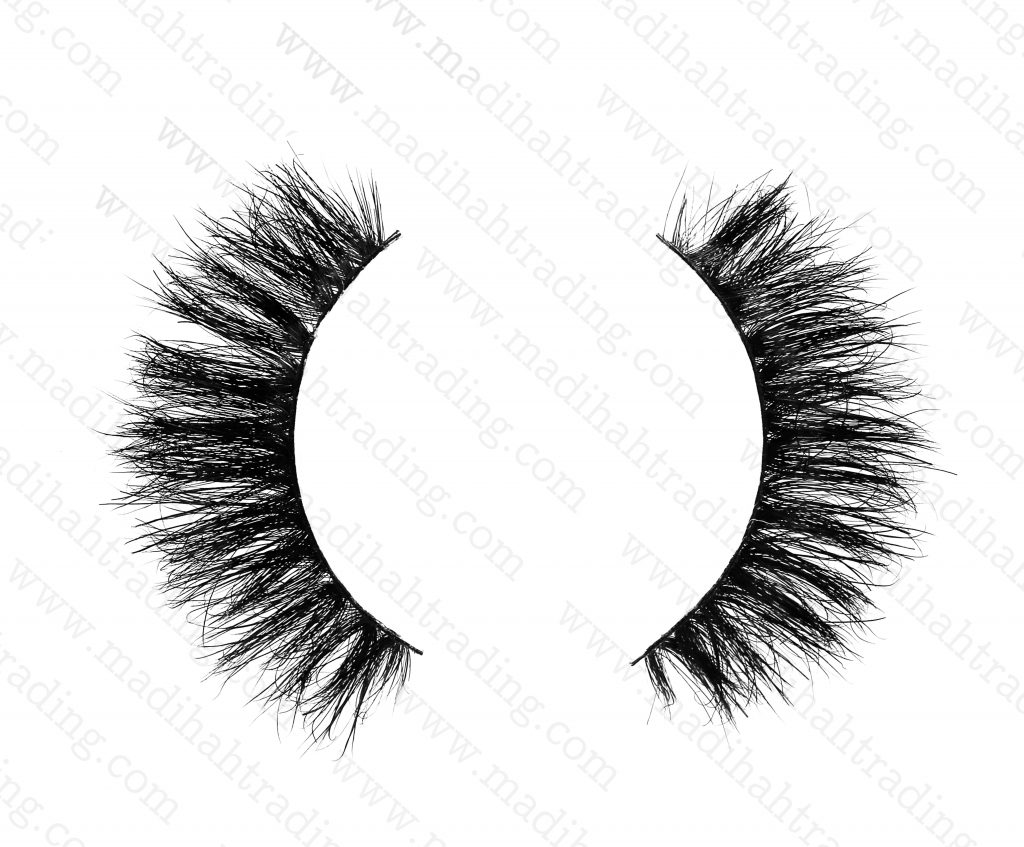 Madihah real mink individual lashes wholesale to the official mink lashes instagram seller.