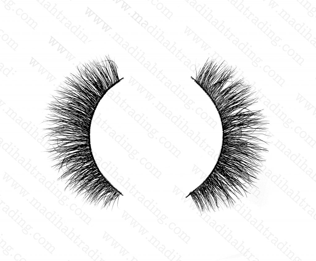 Madihah Trading wholesale lash vendors china produced the mink eyelashes individual.