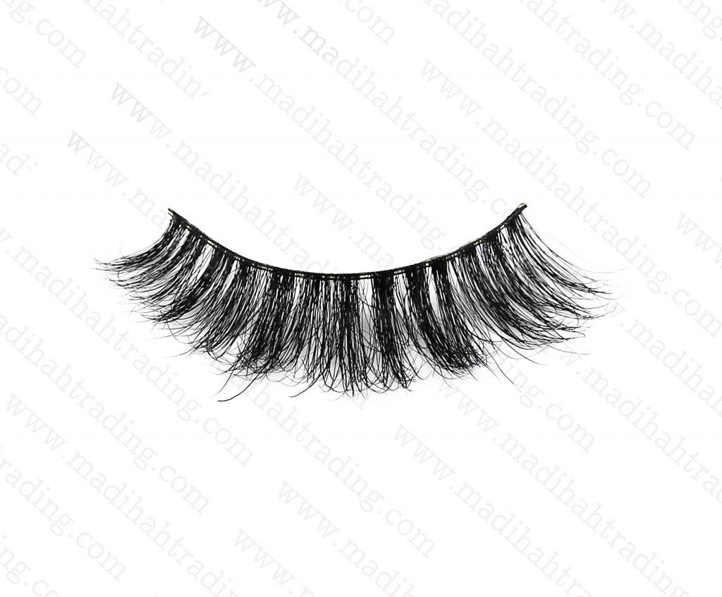Madihah Trading cruelty free eyelash manufacturer provide the vegan lash vendors wholesale.