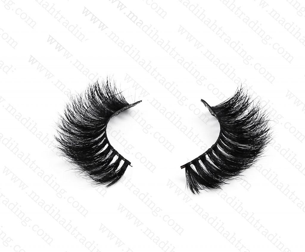 Madihah Trading wholesale 3d individual mink lashes to the 3d mink eyelashes amazon seller.