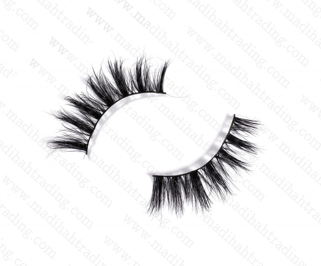 Madihah Trading 14mm3d mink eyelashes amazonyx10 provide the 3d lashes mink eyelashes.
