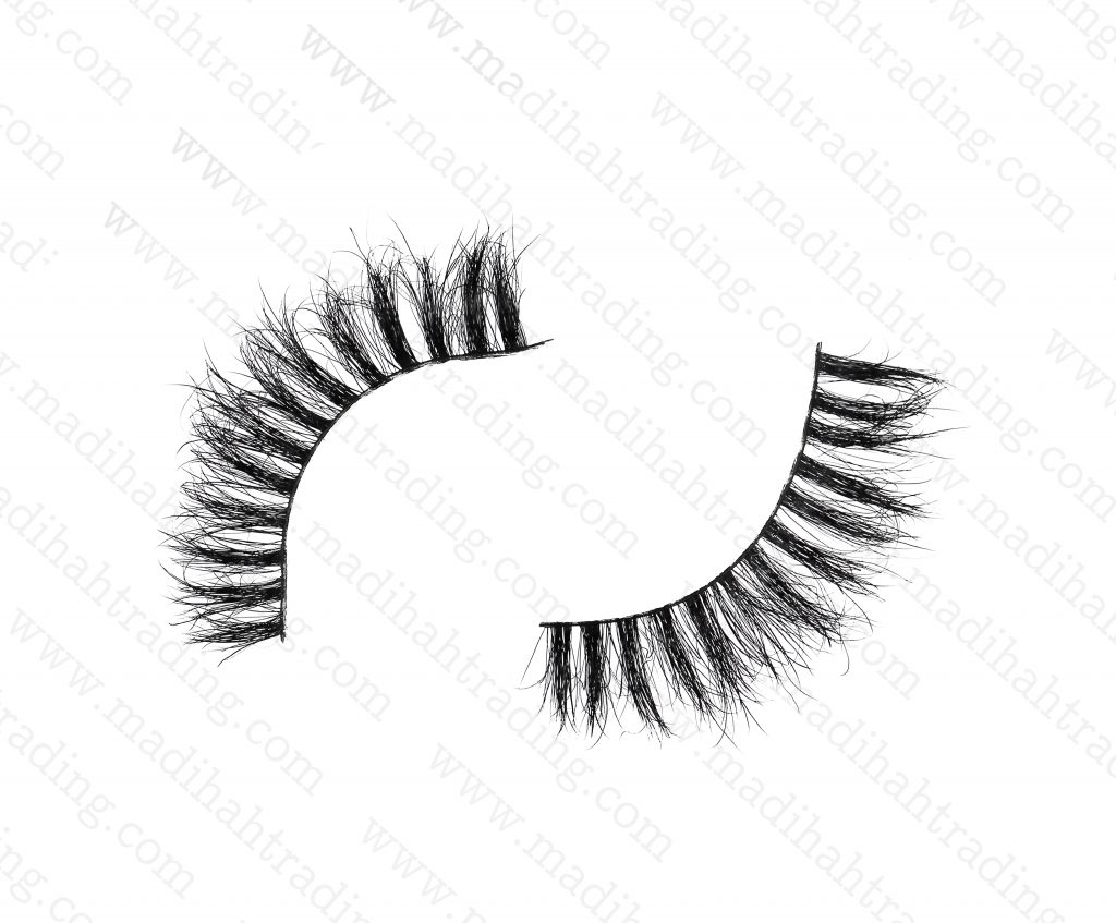 Madihah Trading 13mm 3d mink eyelashes amazon yx11 provide the 3d mink lashes extensions.