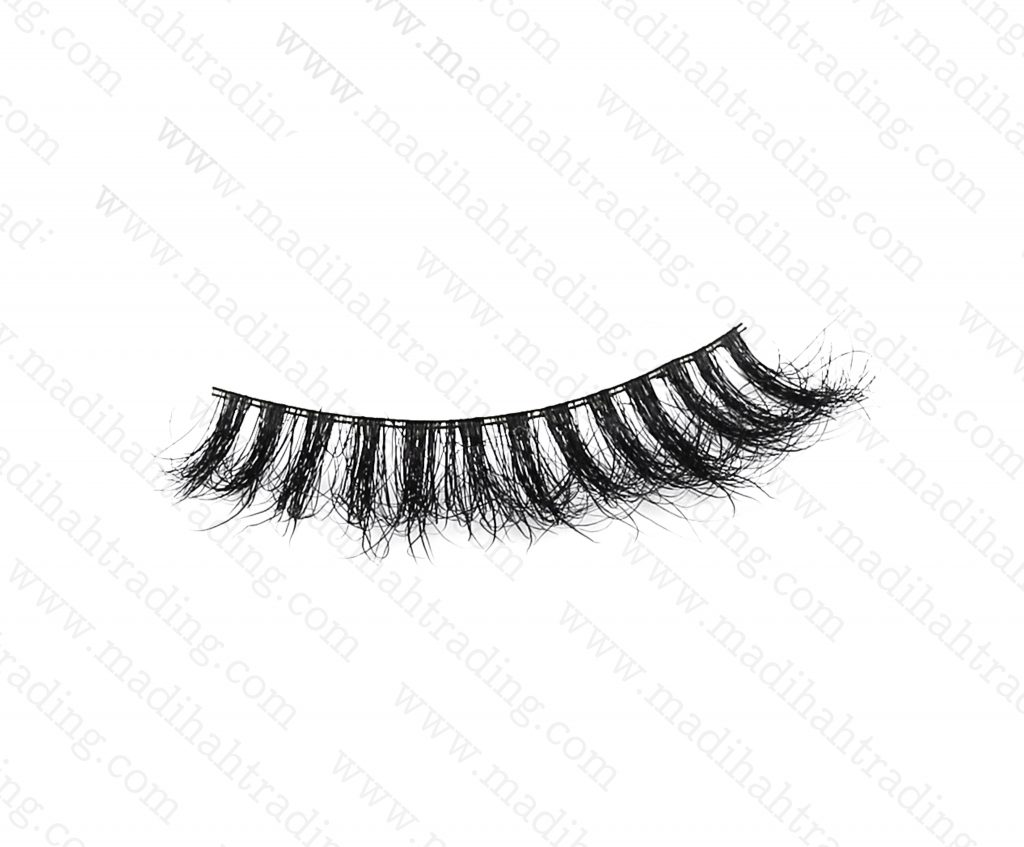 Madihah dropshipping the 3d mink lashes wish items to the custom lash manufacturers korea and so on country.