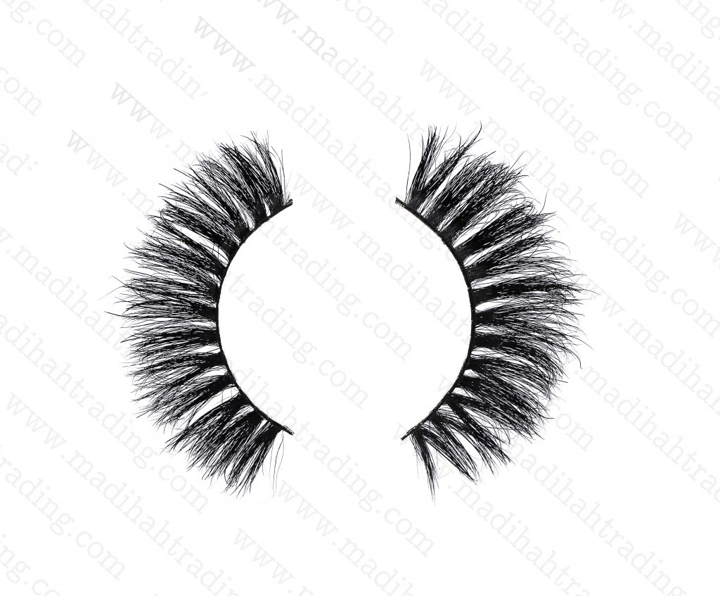 Madihah 3d mink eyelashes wholesale to the aliexpress 3d mink eyelashes sellers.