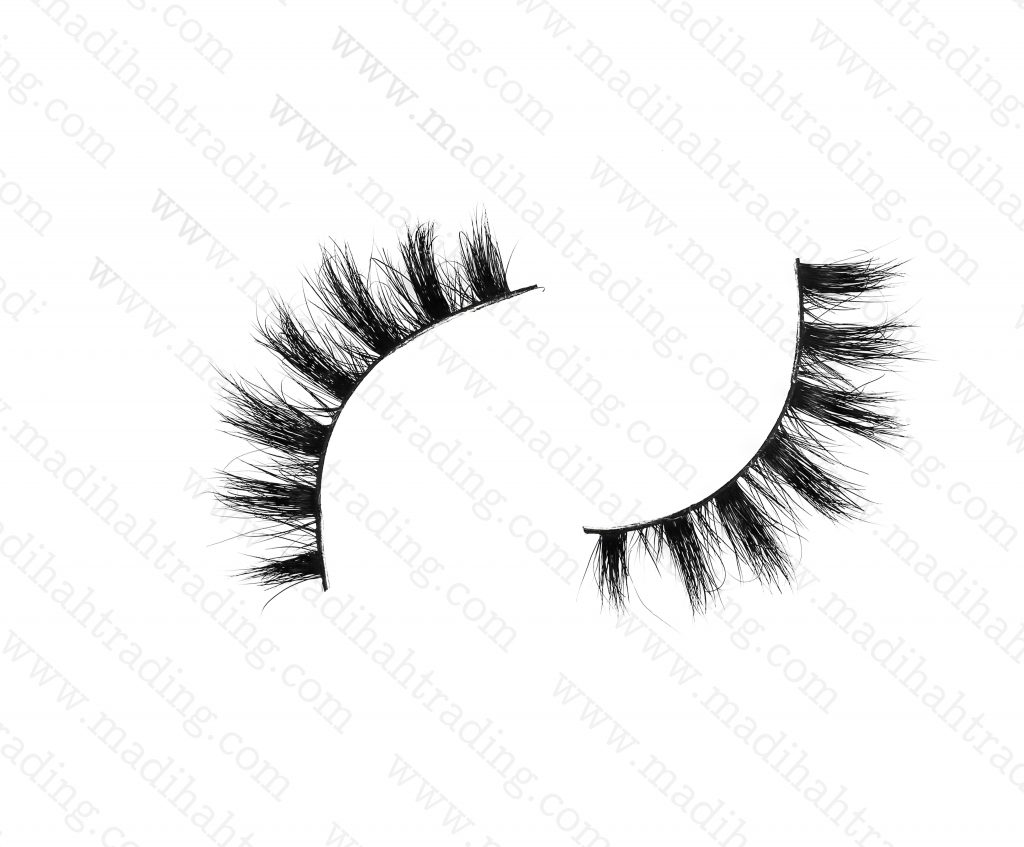 Madihah Trading 11mm3d mink eyelashes amazonyx15 provide the 3d mink lashes extensions.
