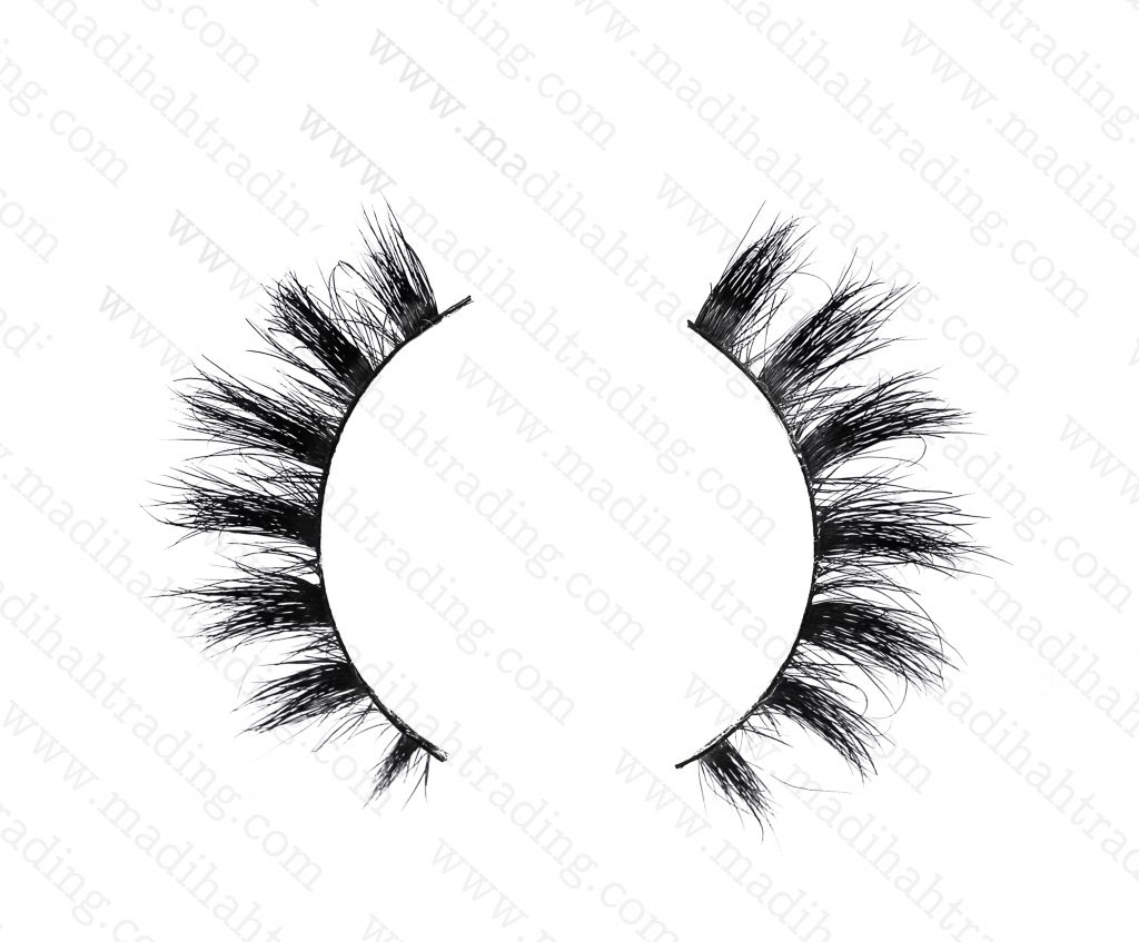 Madihah 3d mink eyelashes wholesale to thefluffy mink lashes aliexpress seller andnatural mink lashes aliexpress seller.