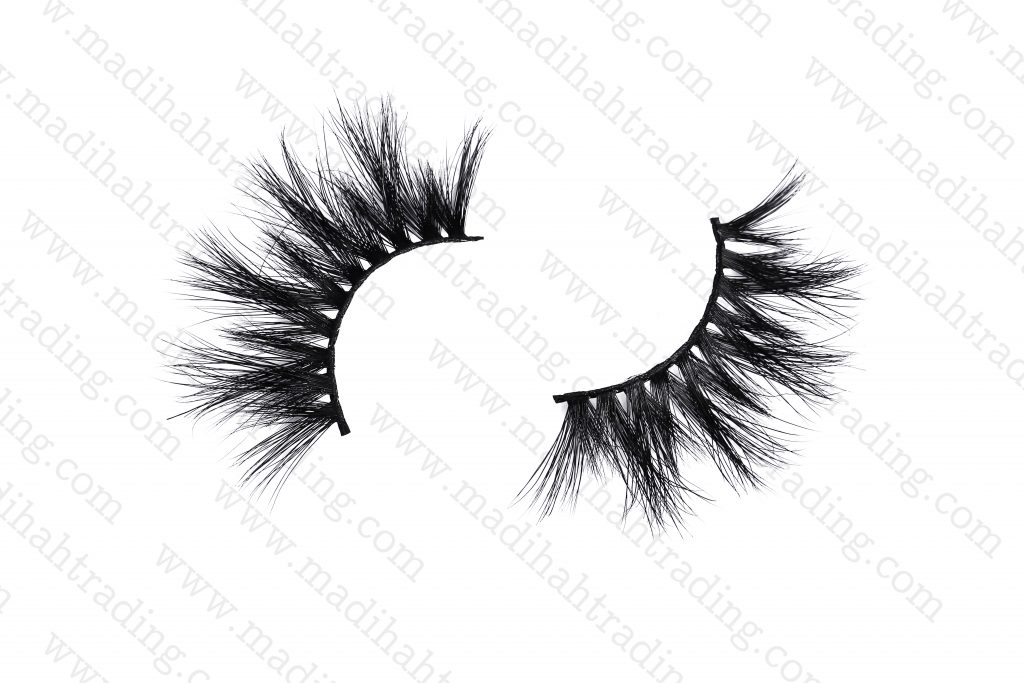 Madihah Trading siberian mink fur lashes wholesale lashes suppliers.