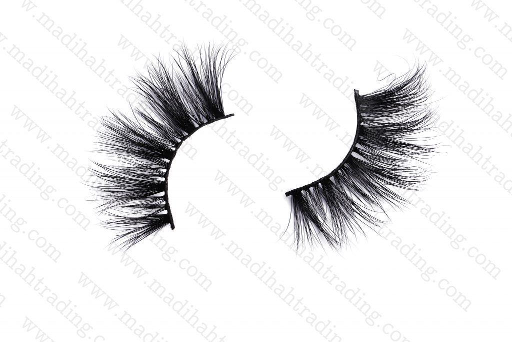 Madihah Trading siberian mink eyelashes MT04 21mm
