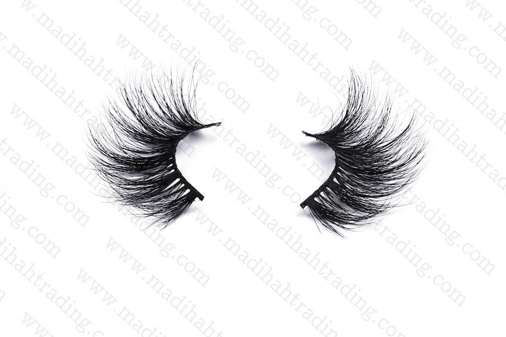 Madihah Trading siberian mink lashes MT04 21mm