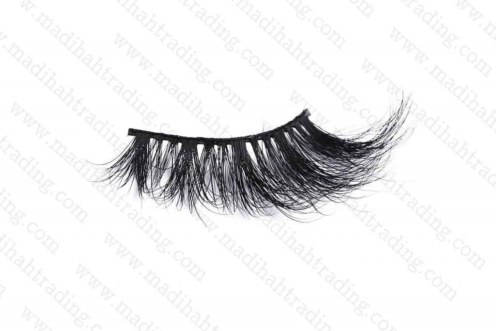 Madihah Trading siberian mink lashes wholesale MT04 21mm