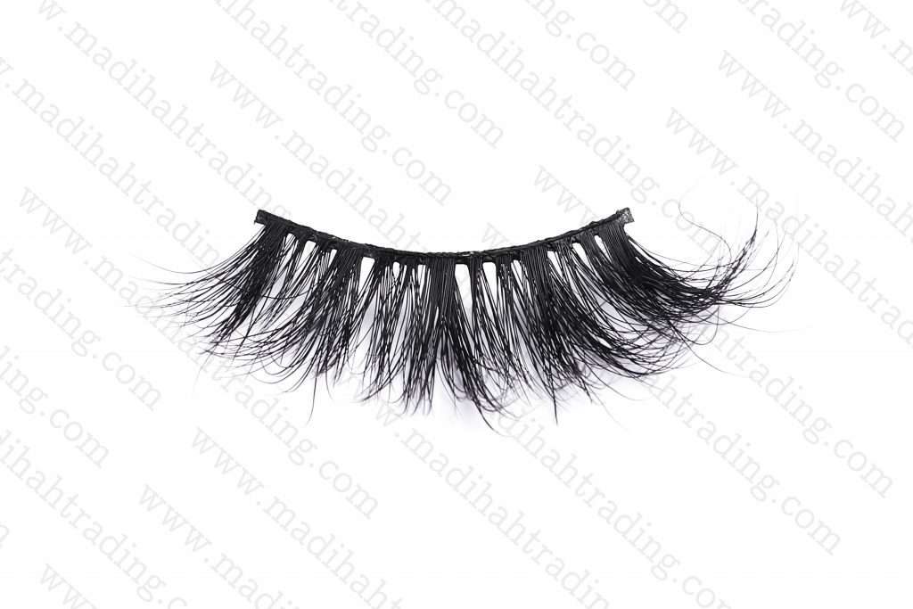 Madihah Trading premium siberian mink lashes MT04 21mm