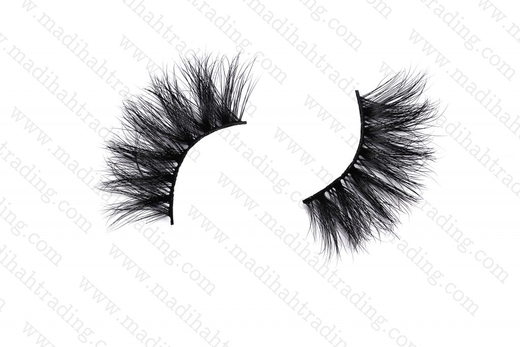 Madihah Trading siberian mink lashes cruelty free wholesale in china