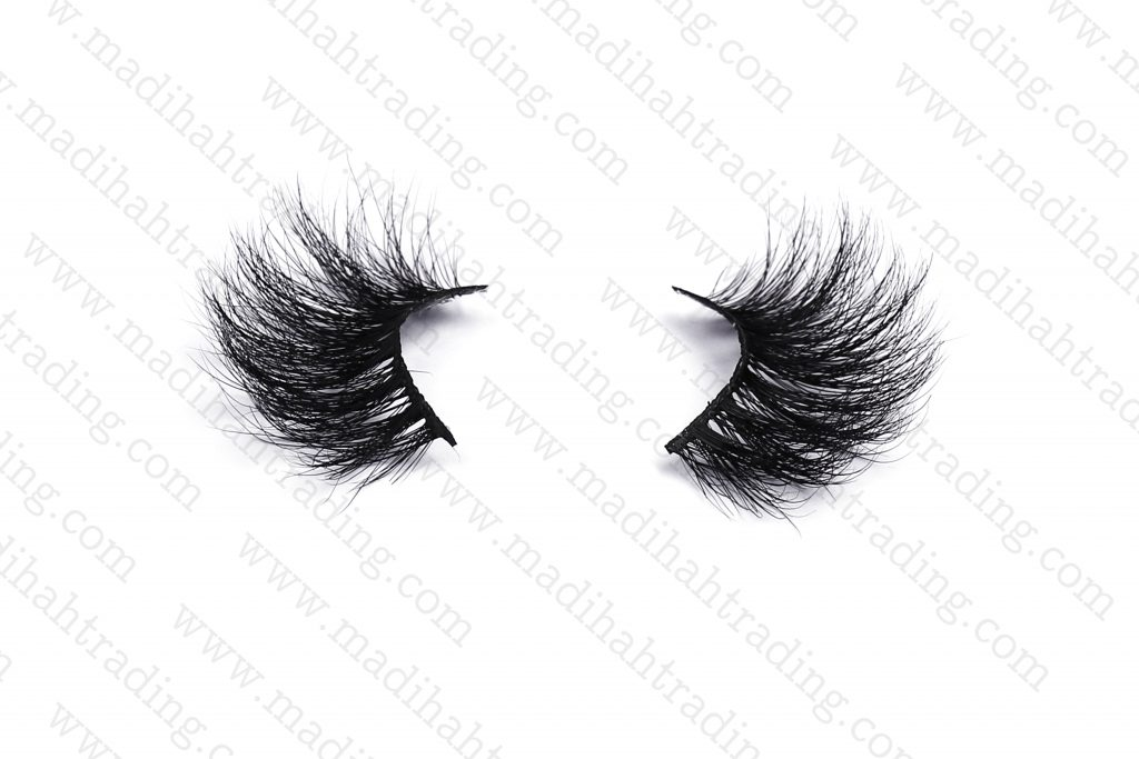 Madihah Trading mink lashes manufacturer in china.
