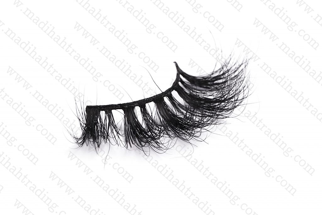 Madihah Trading private label mink lash suppliers wholesale in china.