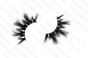 SIBERIAN MINK FUR LASHES MT08
