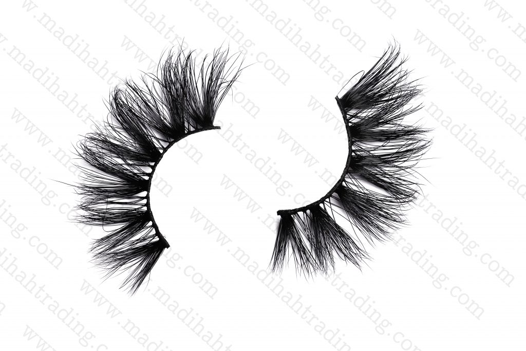 Madihah Trading siberian mink lashes wholesale in china.