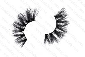 SIBERIAN MINK FUR LASHES MT13