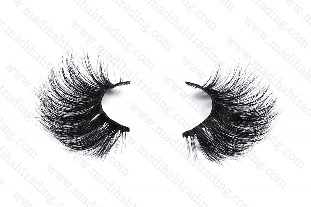 Madihah Trading cruelty free siberian mink lashes wholesale in china.