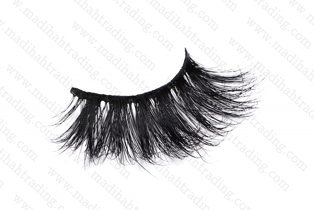 Madihah Trading siberian mink fur eyelashes wholesale in china.