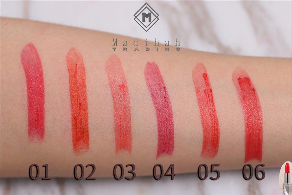 Matte Lipstick Swatches 6