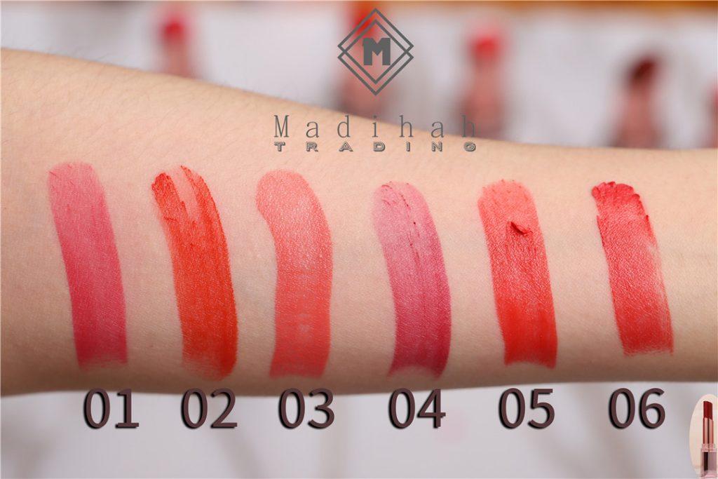 Matte Lipstick Swatches 5