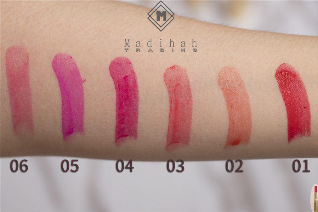 Matte Lipstick Swatches 9