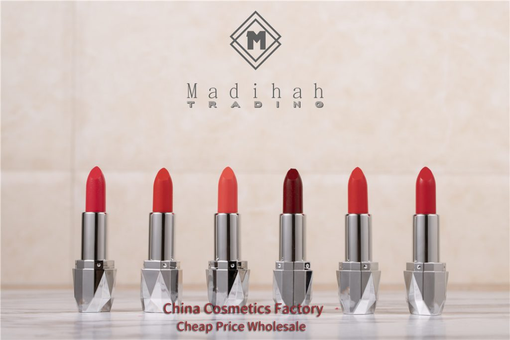 Madihah Matte Lipstick 4