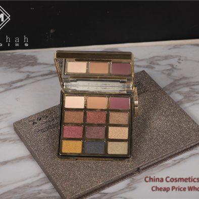 Madihah 12 colors makeup eyeshadow palettes 02