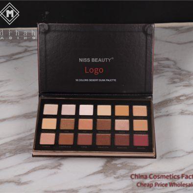 Madihah 18 colors makeup eyeshadow palettes 06
