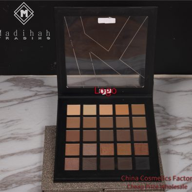 Madihah 25 colors eyeshadow palettes