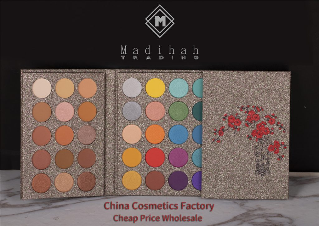 Madihah 65 colors makeup palettes