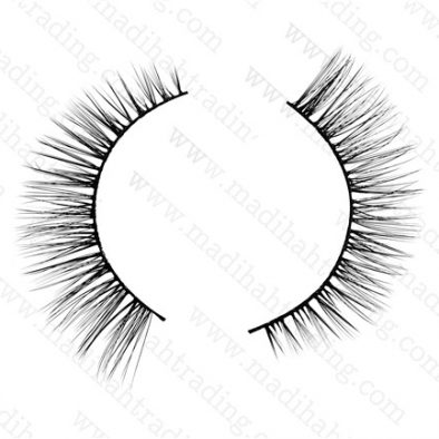 Madihah Synthetic Mink Eyelashes Extensions 01
