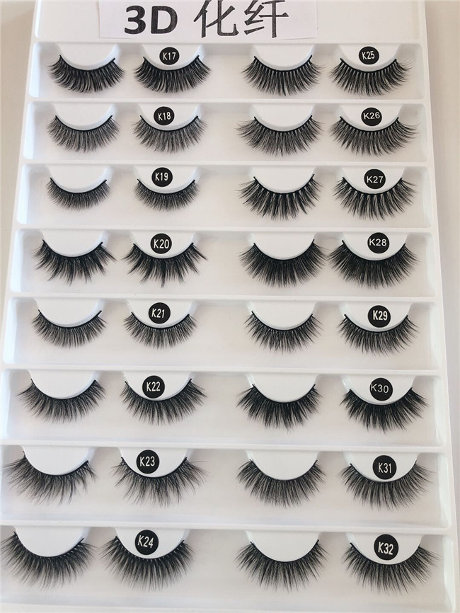 Madihah Trading synthetic mink eyelashes extensions charts 6