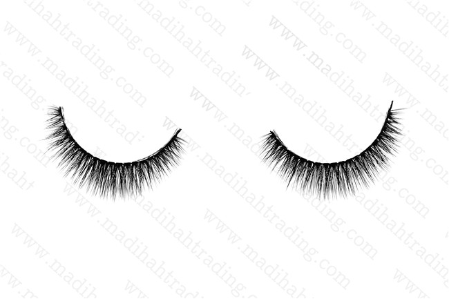 Madihah Synthetic Mink Eyelashes Extensions 02