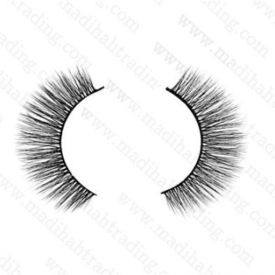 Madihah Synthetic Mink Eyelashes Extensions 03