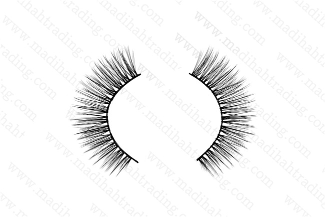 Madihah Synthetic Mink Eyelashes Extensions 05