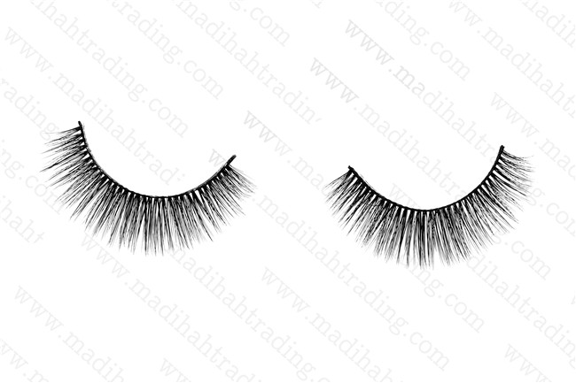 Madihah Synthetic Mink Eyelashes Extensions 06