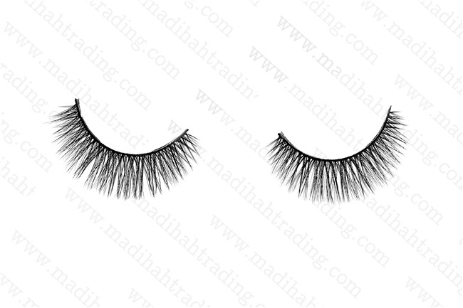 Madihah Synthetic Mink Eyelashes Extensions 08