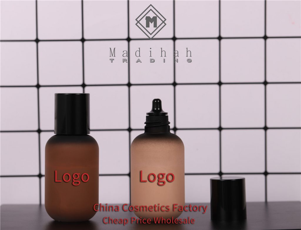 Madihah flawless liquid foundation